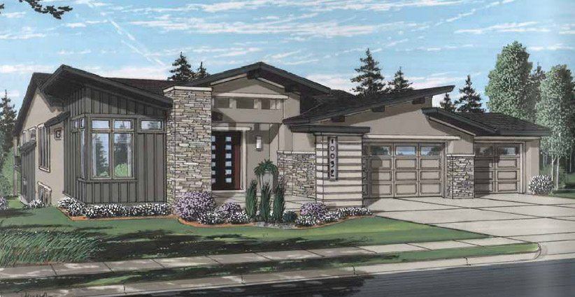 2015 colorado springs parade of homes maps directions for Cherry creek builders