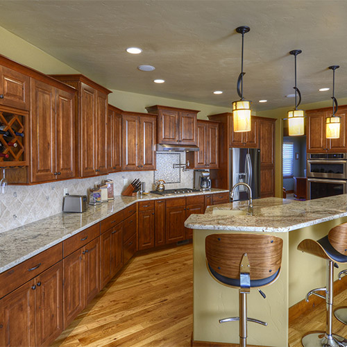 New Custom Home in Black Forest, Colorado (Kincade Residence)