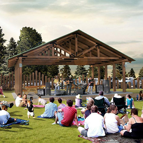 We're Building a New Park in Black Forest Colorado