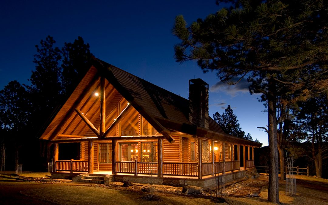 Colorado Mountain Cabin