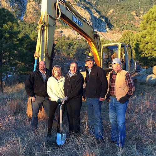 New Home in Broadmoor Area, in Colorado Springs
