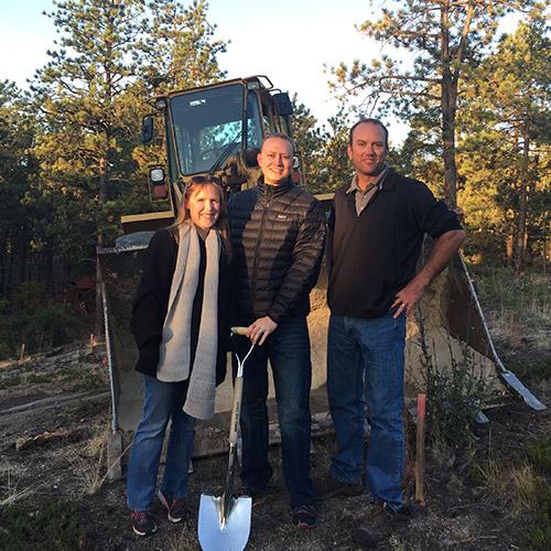 New Black Forest Custom Home in Colorado Springs