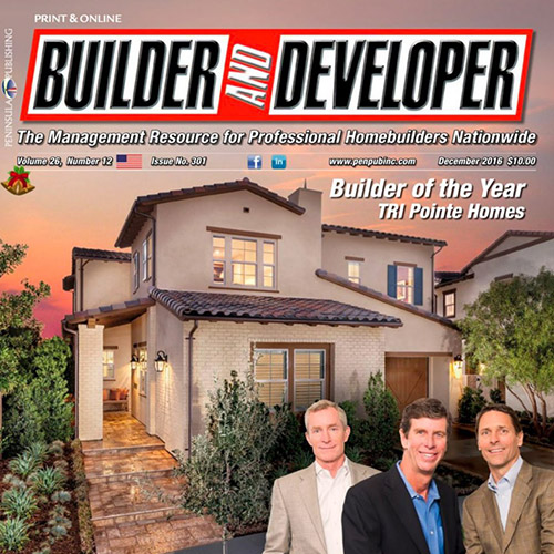 Builder & Developer Magazine: Designing Buildable Structures, by Andy Stauffer