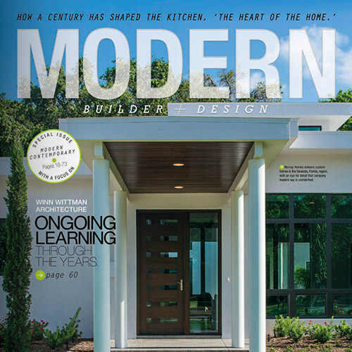 Modern Builder Magazine: Building In The Pikes Peak Region