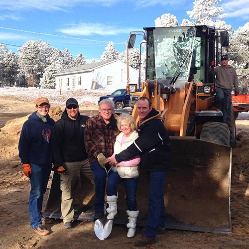 New Custom Home – Metzger Residence (Black Forest Fire Rebuild #1)