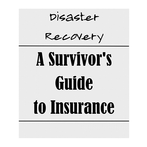 Free PDF: Fire Survivor's Guide to Insurance (For House Fire Victims)